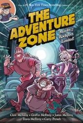 The Adventure Zone: Murder on the Rockport Limited! Pdf Book