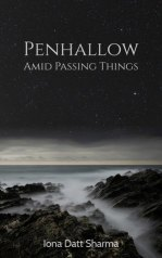Cover, Penhallow Amid Passing Things by Iona Datt Sharma