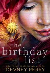 The Birthday List (Maysen Jar, #1) Book Pdf