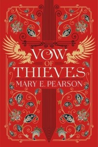 Vow of Thieves book cover