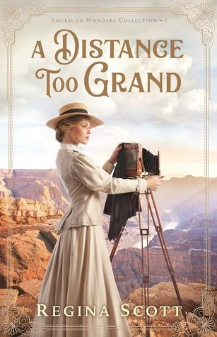 A Distance Too Grand (American Wonders Collection, #1)