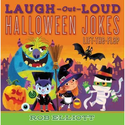 13/08/2018· halloween jokes for kids are a fun way to get everyone laughing! Laugh Out Loud Halloween Jokes Lift The Flap By Rob Elliott