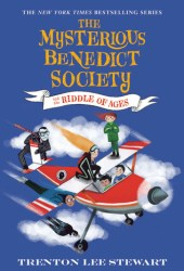 The Mysterious Benedict Society and the Riddle of Ages Pdf Book