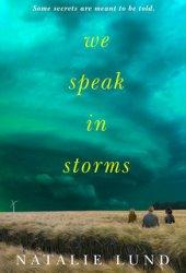We Speak in Storms Pdf Book
