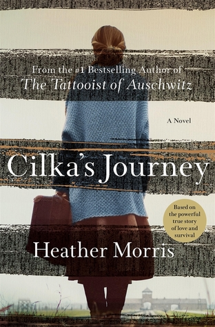 Cilka's Journey by Heather Morris {A Book Review}