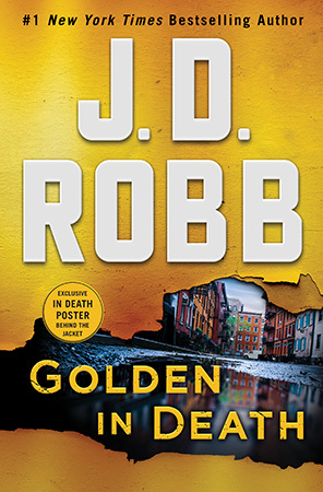 Book Review: J.D. Robb's Golden in Death