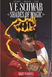 Shades of Magic Vol. 2: Night of Knives Pdf Book