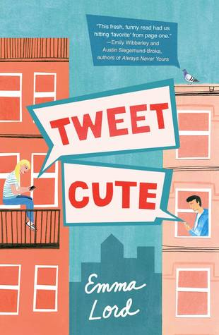 Tweet Cute Review: Twitter Enemies Turned Lovers