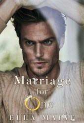 Marriage for One Pdf Book