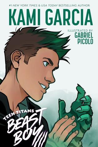Teen Titans: Beast Boy Cover