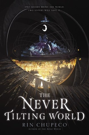 The Never Tilting World (The Never Tilting World #1)