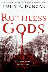 Ruthless Gods Book Cover