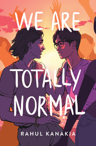 We Are Totally Normal Cover