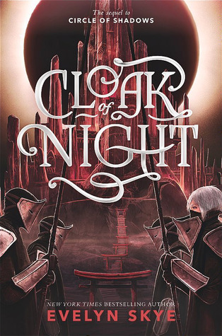 Cloak of Night Cover