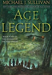 Age of Legend (The Legends of the First Empire, #4) Pdf Book
