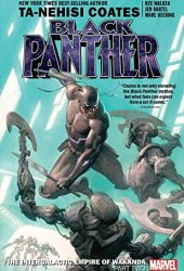 Black Panther, Book 7: The Intergalactic Empire of Wakanda, Part Two Pdf Book