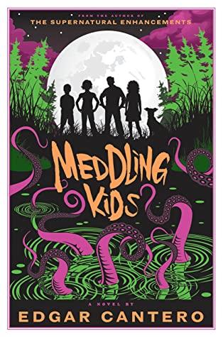 Meddling Kids book cover