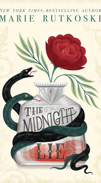 The Midnight Lie Cover