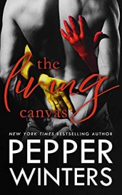 The Living Canvas (Master of Trickery Duet, #2) by Pepper Winters