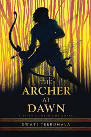 The Archer at Dawn Cover