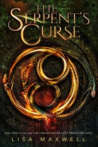 The Serpent's Curse book cover