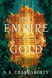 Empire of Gold Book Cover