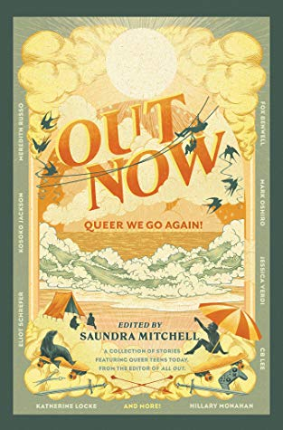 Out Now: Queer We Go Again! Cover