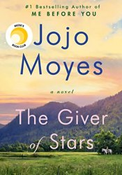 The Giver of Stars Book by Jojo Moyes