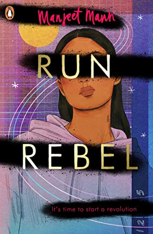 Run, Rebel Cover
