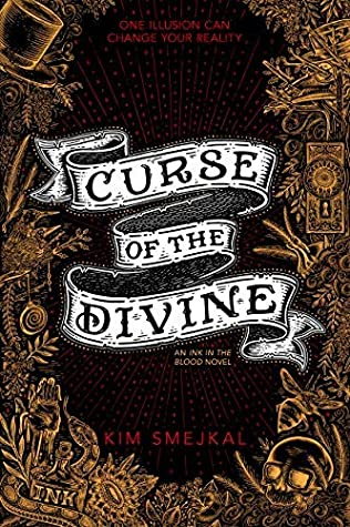 Curse of the Divine Cover