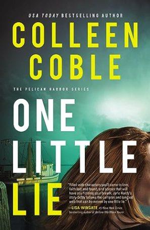 One Little Lie (The Pelican Harbor #1)