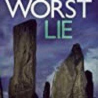 Rosie's #Bookreview Of A Lexie Wyatt Murder #Mystery THE WORST LIE by @ShaunaBickley
