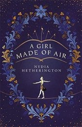 A Girl Made Of Air - Book Cover