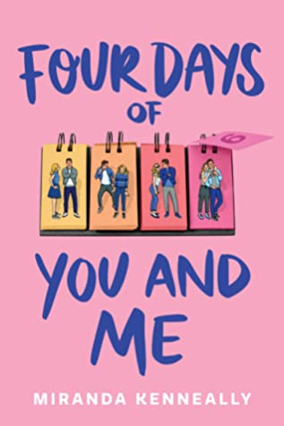 Four Days of You and Me Cover