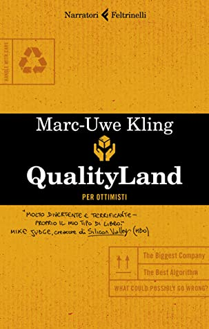 Qualityland Book Cover