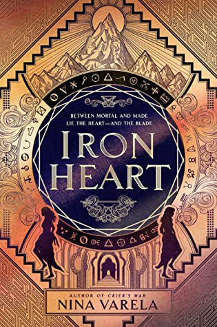 Iron Heart Cover