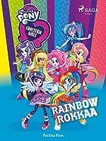 My Little Pony Equestria Girls Rainbow Rocks By Perdita Finn
