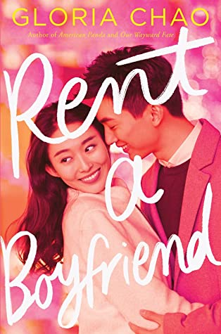 Rent a Boyfriend Cover