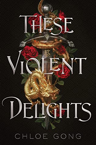 These Violent Delights Cover