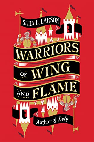 Warriors of Wing and Flame Cover