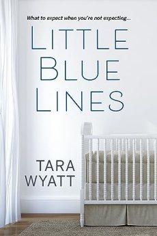 Little Blue Lines cover