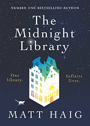 The Midnight Library Book Cover