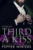 Third a Kiss (Goddess Isles, #3) by Pepper Winters