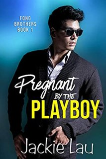 Pregnant by the Playboy cover