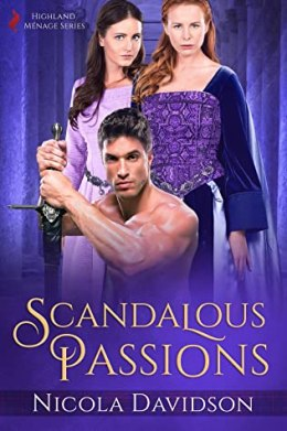 Scandalous Passions cover