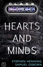 Hearts and Minds (Class Heroes #5)