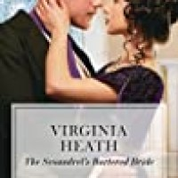 Rosie's #Bookreview Of #RegencyRomance THE SCOUNDREL'S BARTERED BRIDE by @VirginiaHeath_