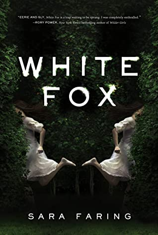 White Fox Cover