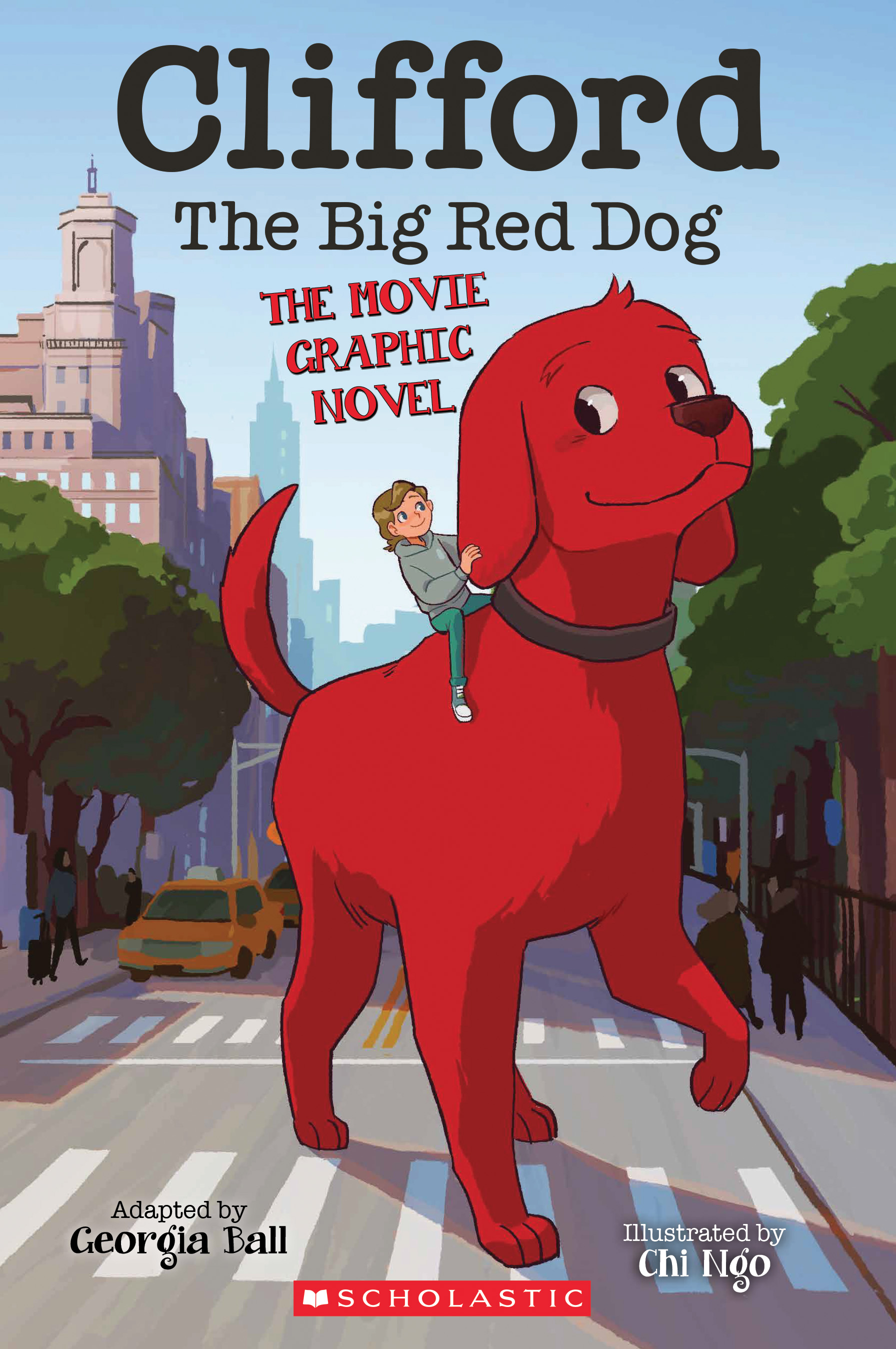 Clifford The Big Red Dog The Movie Graphic Novel By