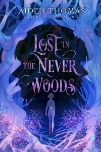 Lost in the Neverwoods book cover